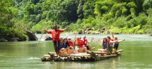 Resilience of ecotourism communities in the South Pacific 1